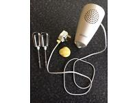 Kenwood hand held mixer used once