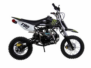 125CC DIRTBIKE MANUAL WITH CLUTCH!! BRAND NEW UNITS 125-M