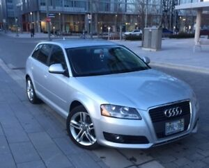 Audi A3 6 Speed Manual Turbo - Excellent Condition!
