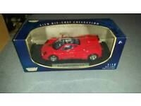 Pagani zonda C12 Model Car
