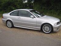 2003 BMW 325 CI Sport Coupe Automatic.Long MOT.Good service history.