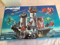 Playmobil 5996 Knights Fortress NEW RRP 119.99