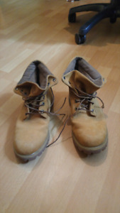 Timberland boots 10.5