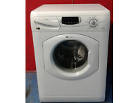B577 White Hotpoint 7kg 1600Spin Washing Machine, Comes With Warranty & Can Be Delivered