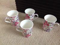Mugs X 4