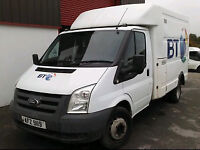 2010 Ford Transit T350m 100 Engineers Box Van for Auction