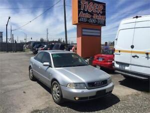1999 Audi A4 1.8T Quattro AWD ***AUTOMATIC***AS IS SEPCIAL***