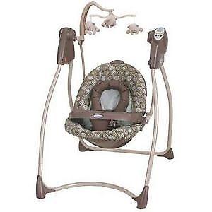 Balancoire Swing pour bébé