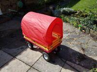Children's festival wagon