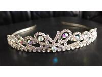 Wedding tiara £15
