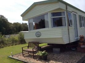 Static Caravan for sale on Anglesey