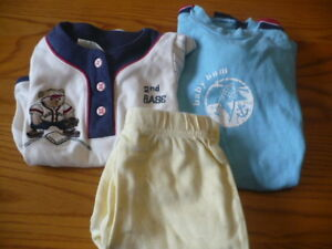Lot of 3 Items From 6-12 Months
