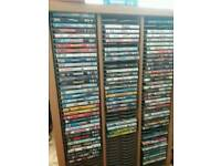 90+ DVDS and DVD stand for sale