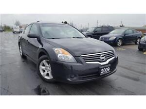 2009 Nissan Altima 2.5 S , Leather, Certified, Sunroof, No Accid