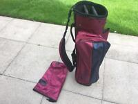 Titleist golf bag. Immaculate Condition. Callaway Ping Taylormade Style