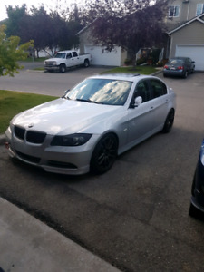 2007 bmw 335xi 6spd sport package
