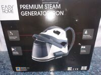 DE-LONGHI STEAM GERATOR IRON NEW IN BOX