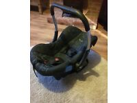 Silver cross child's car seat