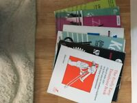 Trombone book bundle - perfect for beginners -used but good condition