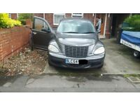 For sale £500 ono. Chrysler Pt cruiser sport 2.0ltr.
