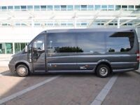Your minibus hire its all about you