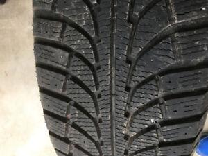 """4 GT Radial Champiro ice pro SUV pneus d'hiver 235/60/18"""""""