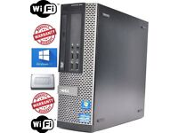 Dell Optiplex 790SFF PC CORE i7 @ 3.2GHz 8GB 128 SSD DVD WIN 7 PRO 64BIT last