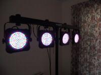 KAM LED Stage Lighting rig