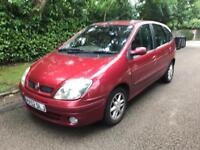 RENAULT MEGANE SCENIC DYNAM AUTO 1.6 FULLY LOADED 2003 LOADS OF EXTRAS BARGAIN