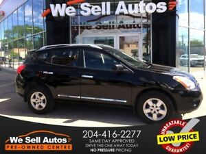 2013 Nissan Rogue S AWD *A/C *AUX *ABS *BTOOTH *TRACTION