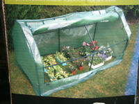 Garden Grow Cloche Cold Frame Greenhouse + New spare cover!