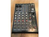 LD LAX6D mixing desk