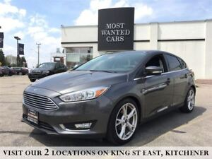 2016 Ford Focus Titanium | NAVIGATION | *HATCHBACK*