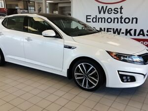 2015 Kia Optima SX FWD 2.0L Turbo