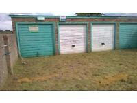 Cheap secure garage rental for storing a vehicle or household storage 24/7 access, ideally located