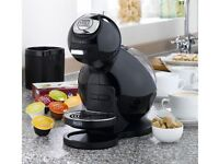 Black Dolce Gusto Melody 3 Hot & Cold Coffee Machine