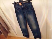 Ladies Brand New Levi Jeans