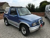 Soft top / convertible 1600 , new tyres ,full service inc timing belt