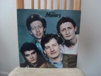 The Motors Vinyl LP