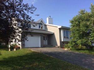Maison dans le quartier sud de Rouyn-Noranda