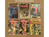 Comics / Graphic Novels - Marvel / DC / Dark Horse Etc