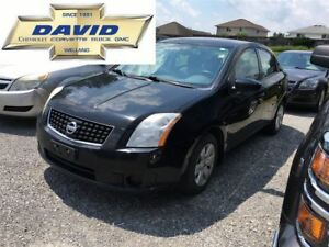 2008 Nissan Sentra 2.0, AS TRADED, AC, CRUISE, PDL, TILT