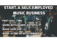 Start Your Own Music Business
