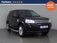 2011 LAND ROVER FREELANDER 2.2 SD4 HSE 5dr Auto SUV 5 Seats