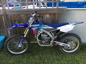 Yamaha yz 250 f 2014