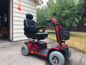 4wheel scooter
