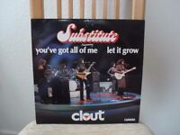 Substitute by Clout Vinyl LP