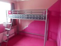 single bed frame.