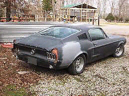 Have a 1967 mustang fast back 390 4 speed s code car