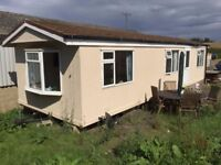 38x12ft Mobile Home, New Boiler, Central Heating, Double Glazed - LPG gas heating, Newly refurbished